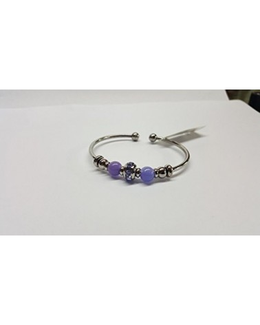 Bracciale Bangle rigido composto donna con charms BROSWAY BTJMS630