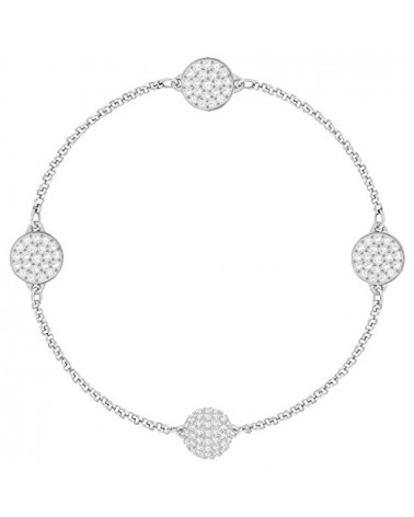 Swarovski 5365741 Armband Remix Collection Disk 17,5 cm