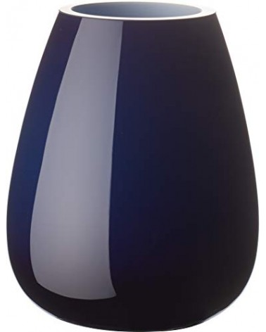 Villeroy & Boch Drop Vaso, Blu, 98 mm