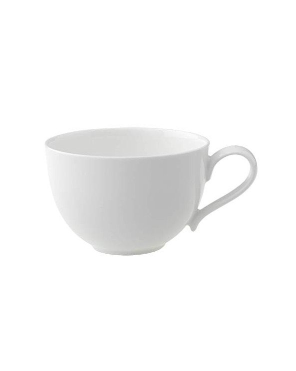 Villeroy & Boch New Cottage Basic Tazza Caffe senza Piatto, 0.25 L, Premium Porcellana, 32x21.5x9.5 cm