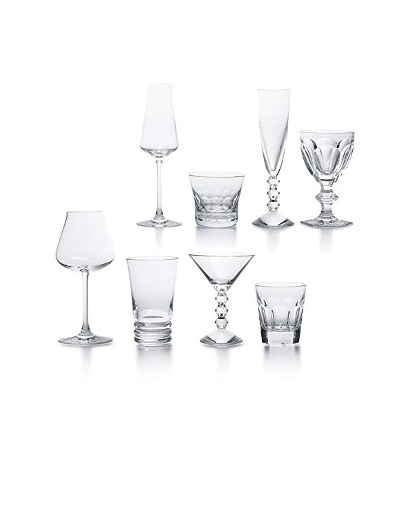 Baccarat Cocktail Party Set 8 Bicchieri 2809852