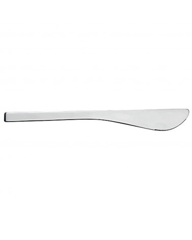 Alessi Colombina Collection Coltello da Tavola in AISI 430 Lucido
