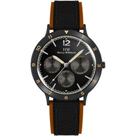 orologio multifunzione uomo Harry Williams Wembley casual cod. HW-2576M/02