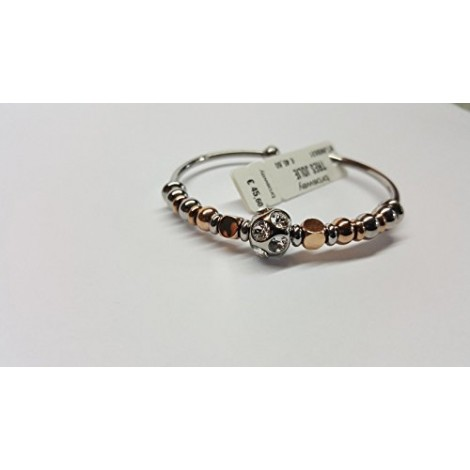 Bracciale Bangle rigido composto donna con charms BROSWAY BTJMS631