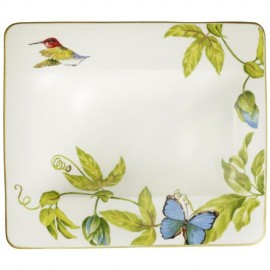Villeroy & Boch Amazonia Piatto Fondo, 24 cm, Porcellana Bone China