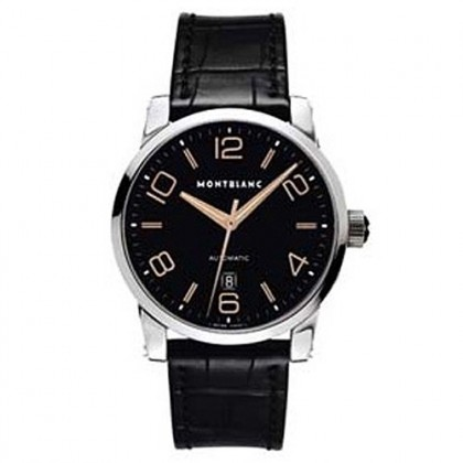 Montblanc Timewalker Steel Collection 42mm Automatic 101551