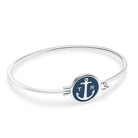 bracciale donna gioielli Tom Hope Bangle misura 16,5 CM trendy cod. TM0300