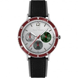 orologio multifunzione uomo Harry Williams casual cod. HW-2576M/11