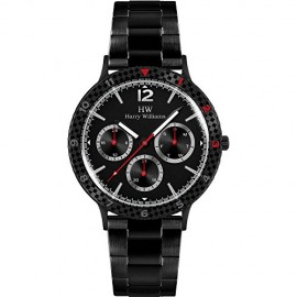 orologio multifunzione uomo Harry Williams casual cod. HW-2576M/09M