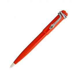 Montblanc ROLLER HERITAGE COLLECTION ROUGE ET NOIR SPECIAL EDITION CORAL BALLPOINT